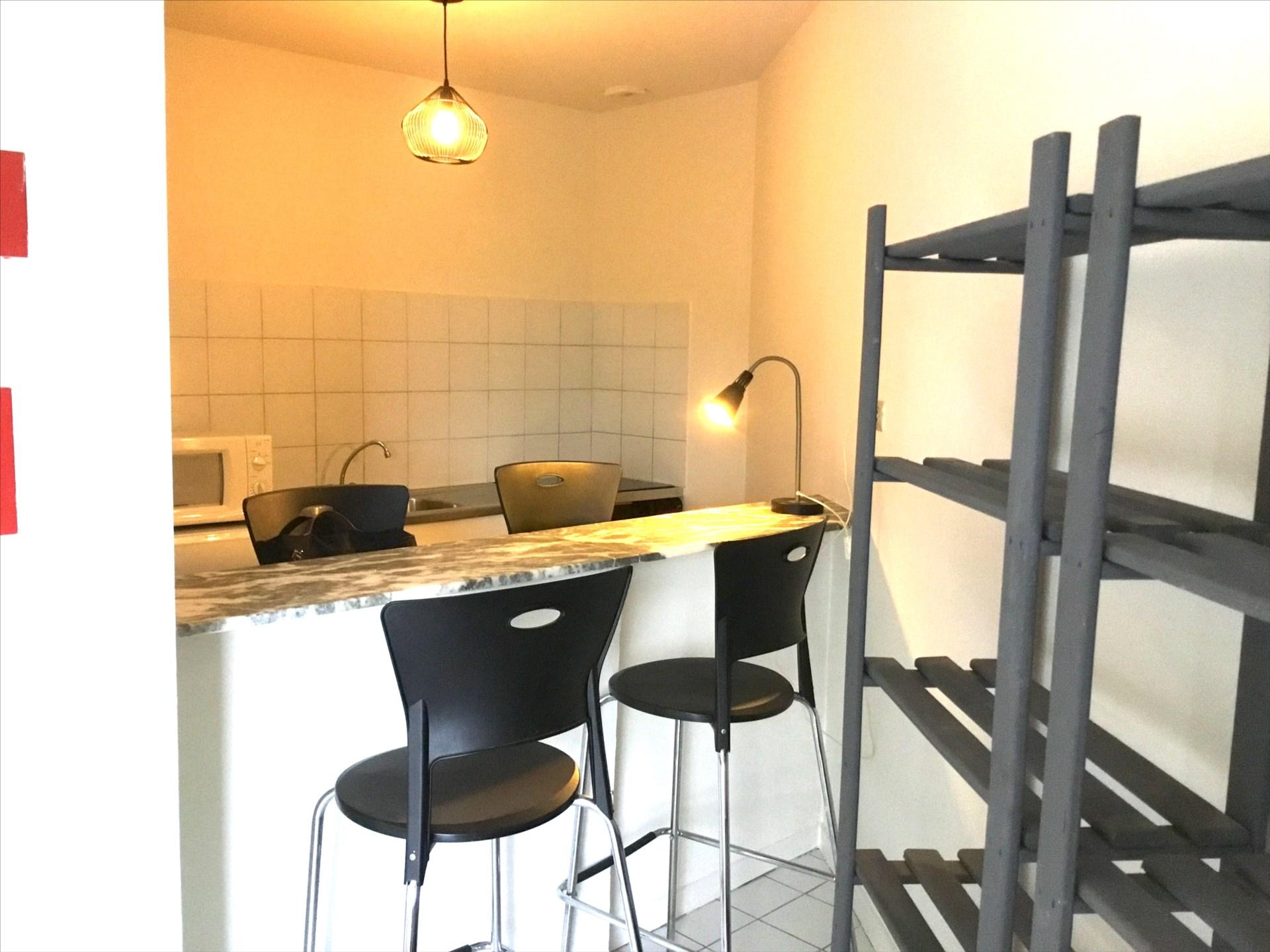 Appartement 31m2 / Secteur Gare