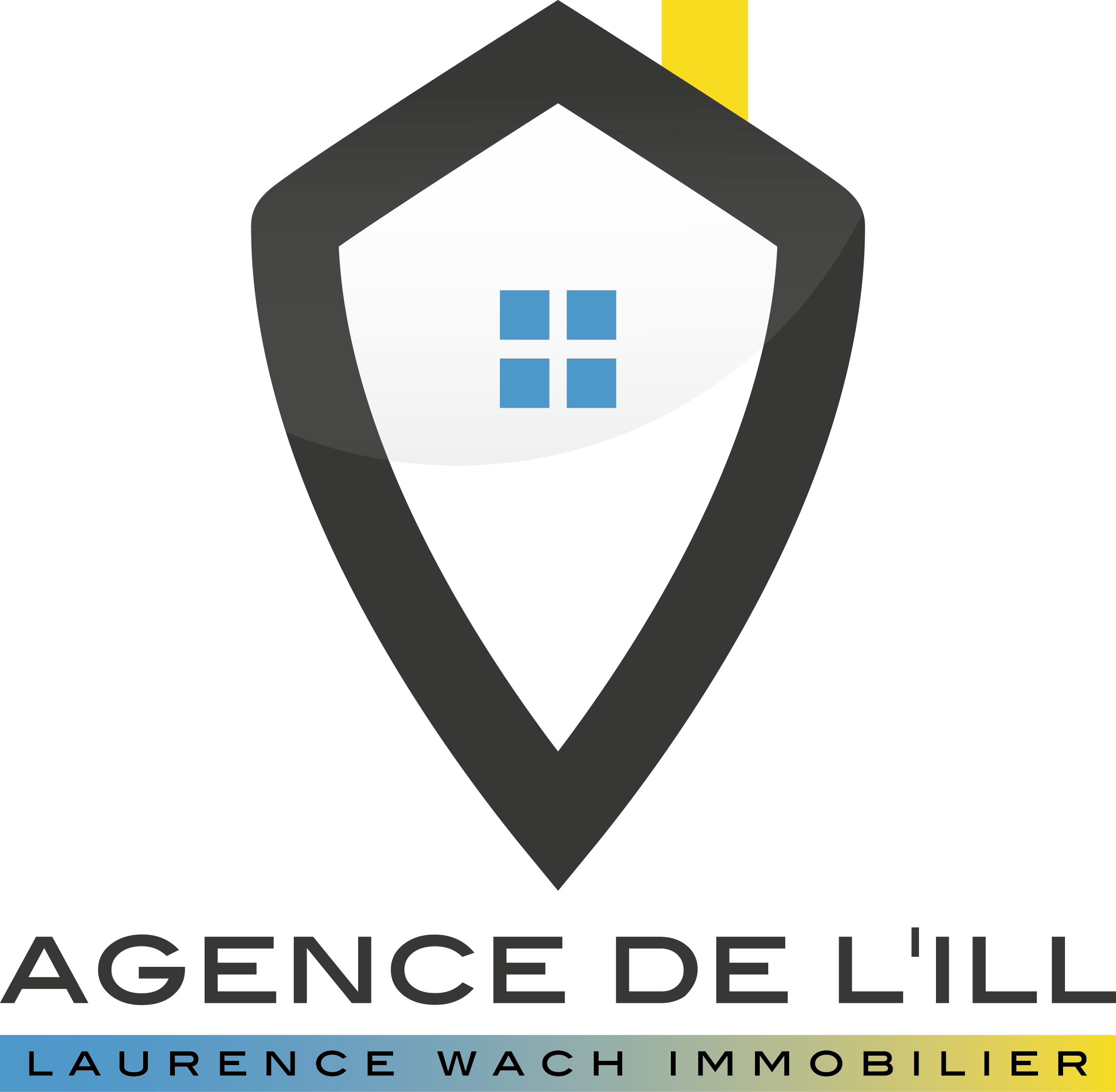 Biens agence de l 39 ill laurence wach immobilier for Agence de location