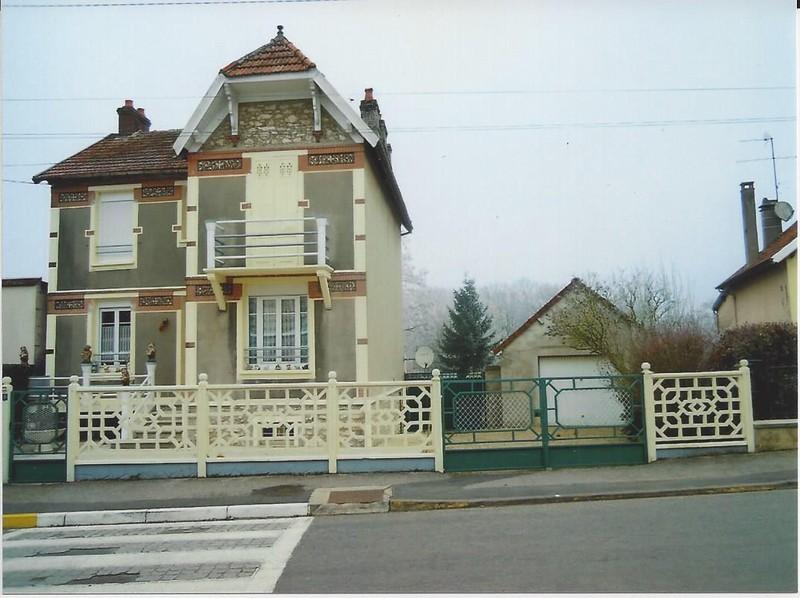 Maison à louer BETON BAZOCHES