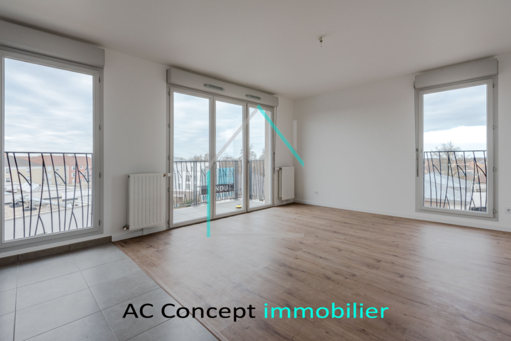 Appartement à vendre BAILLY ROMAINVILLIERS
