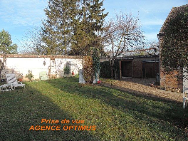 Vente d 39 un e maison pont sur yonne agence immobili re for Agence immobiliere yonne